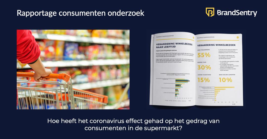 Consumentenonderzoek: Zo verandert Corona het gedrag in de supermarkt
